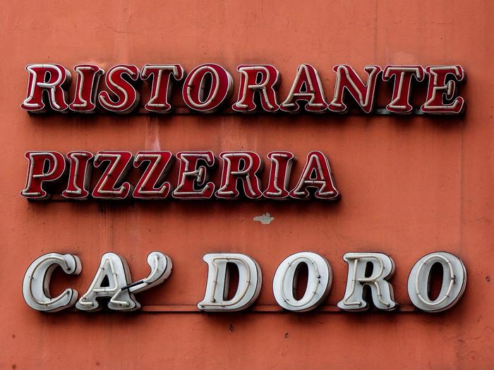 Ristorante Pizzeria Ca' d'Oro