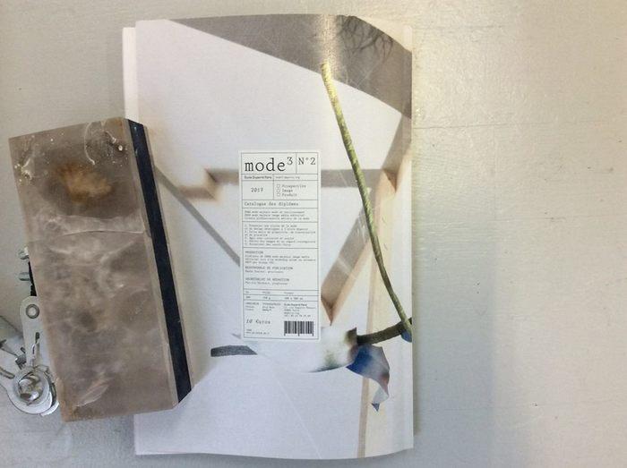 Catalogue Mode3 Nº2, École Duperré 9