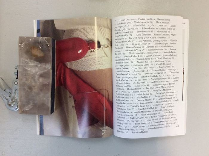 Catalogue Mode3 Nº2, École Duperré 8