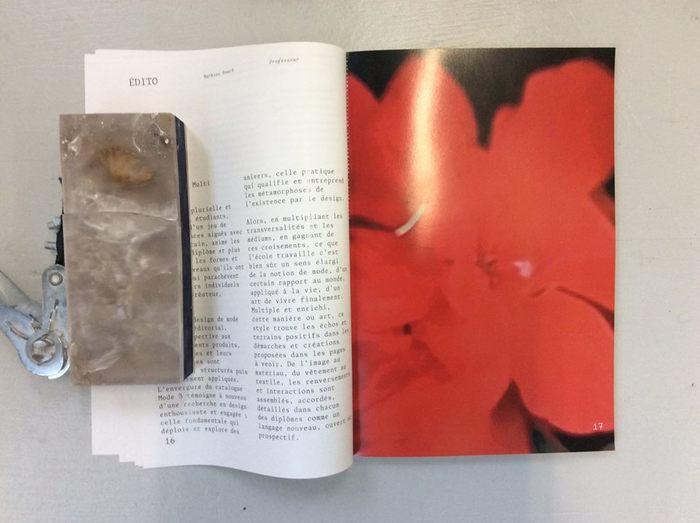 Catalogue Mode3 Nº2, École Duperré 3