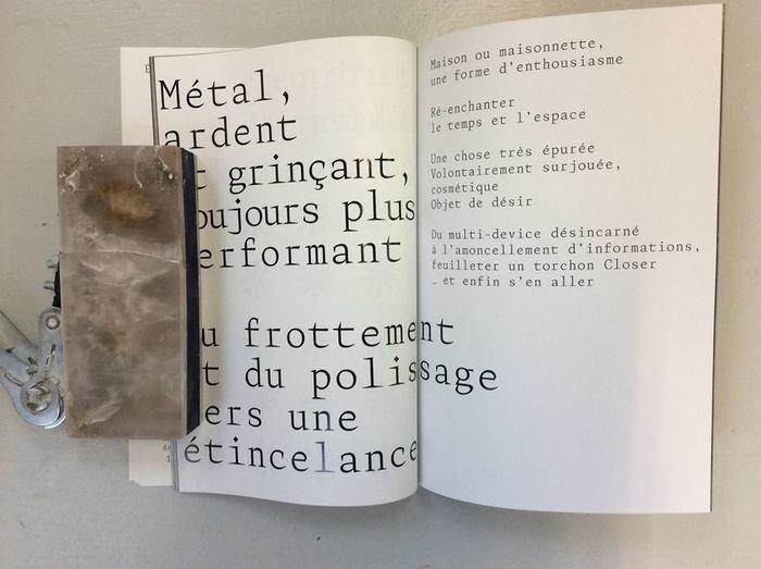 Catalogue Mode3 Nº2, École Duperré 7