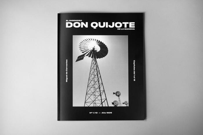 El Ingenioso Don Quijote de la Mancha, No. 1 1