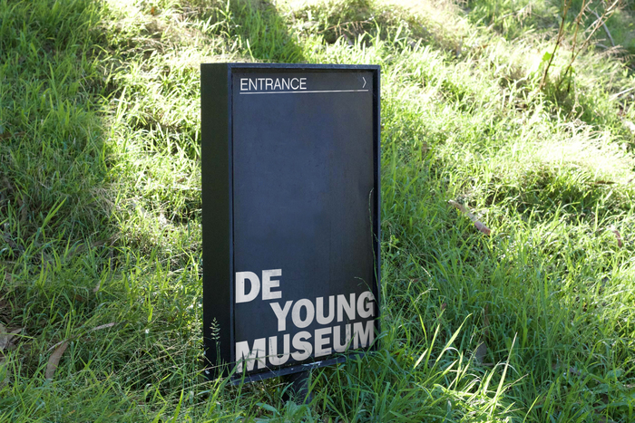 De Young Museum visual identity (fictional) 2