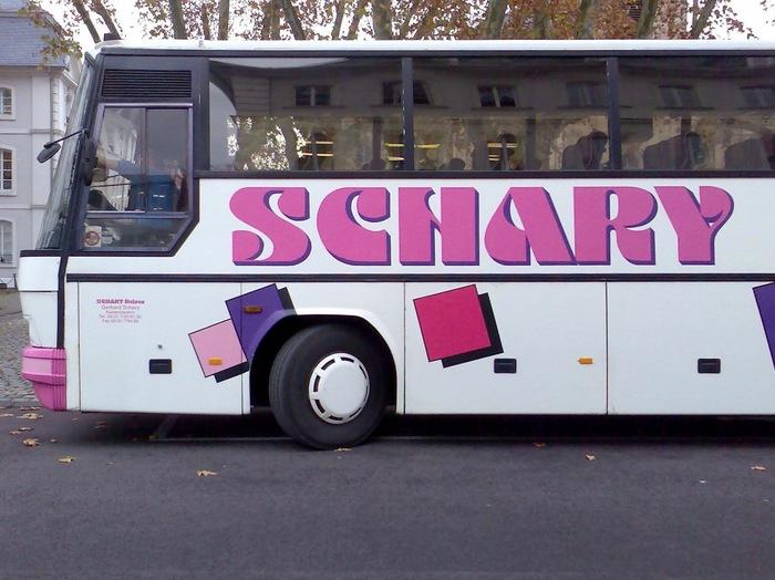Spotted by Frank Grießhammer in Saarbrücken in 2007.