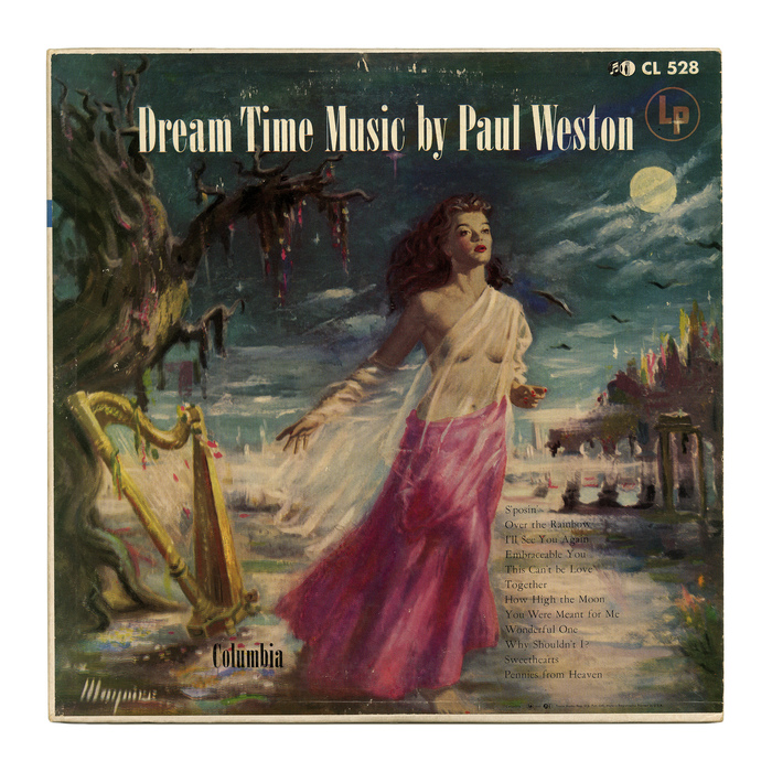 Dream Time Music by Paul Weston