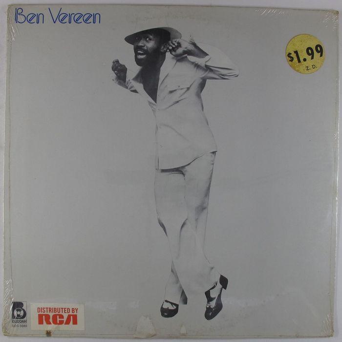 Ben Vereen – Ben Vereen album art 2