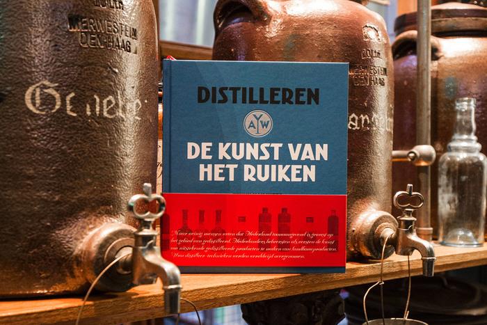 Distilleren – De kunst van het ruiken 1