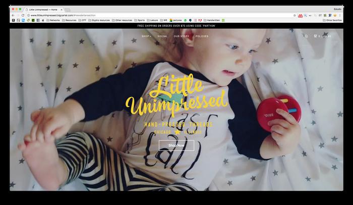 Little Unimpressed 8