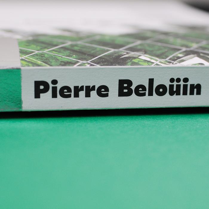 Optical Sound & Pierre Beloüin 7