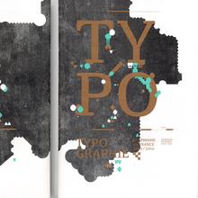 """<cite>Graphisme en France</cite> 2009/2010, """"Typographie"""""""