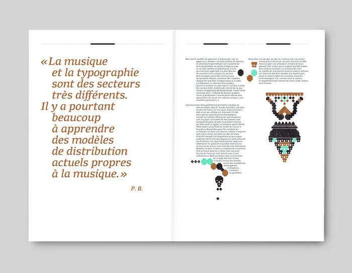 """Graphisme en France 2009/2010, """"Typographie"""" 2"""
