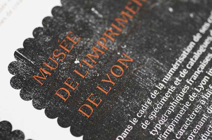 """Graphisme en France 2009/2010, """"Typographie"""" 8"""
