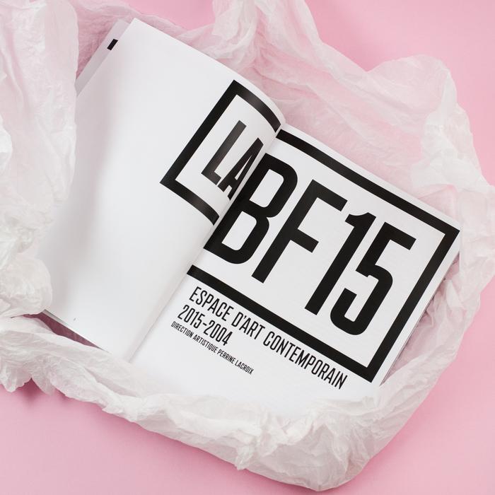 La BF15 2015–2004 2