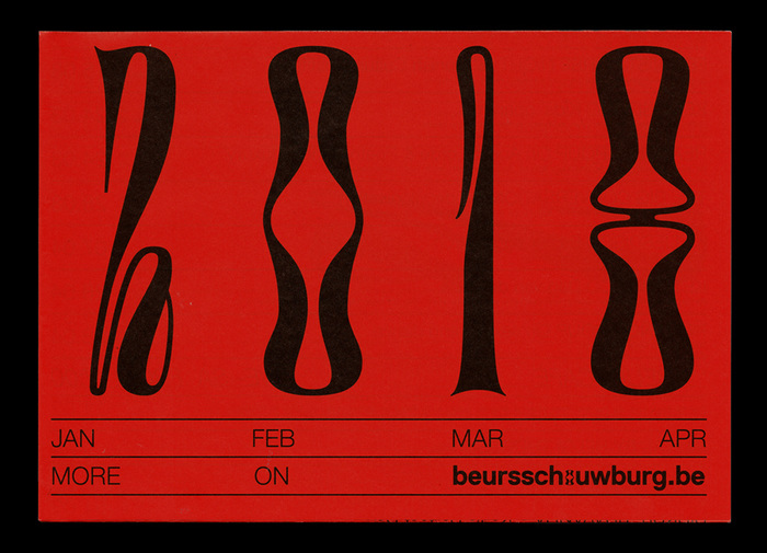 Beursschouwburg 2018 program 2