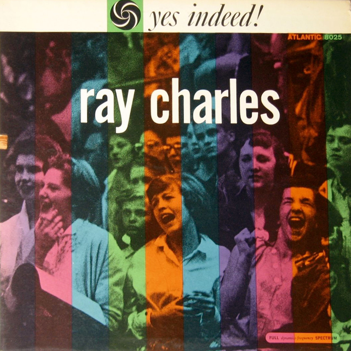 Cover of the 1958 release, designed by Marvin Israel.