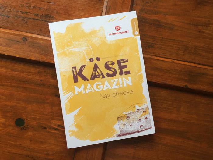 Transgourmet's Käse Magazin 1