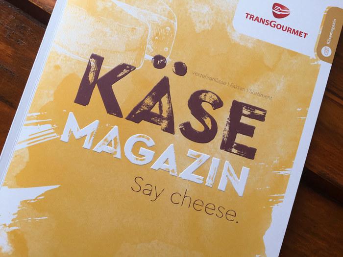 Transgourmet's Käse Magazin 3