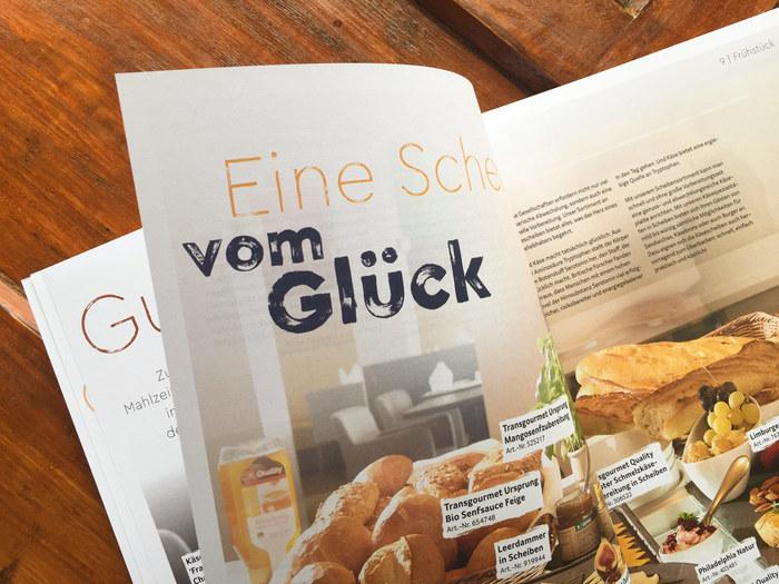 Transgourmet's Käse Magazin 5