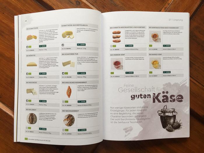 Transgourmet's Käse Magazin 12