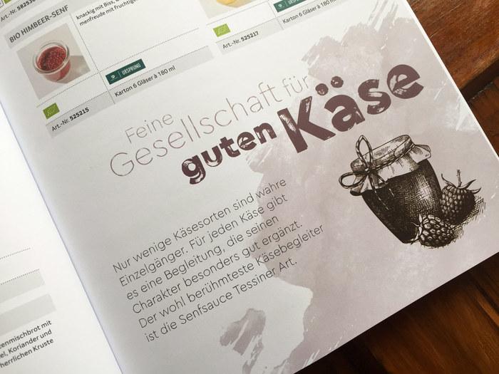 Transgourmet's Käse Magazin 13