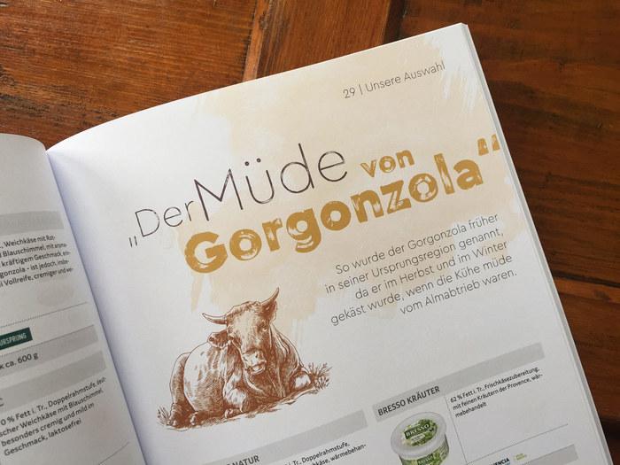 Transgourmet's Käse Magazin 14