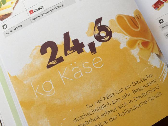 Transgourmet's Käse Magazin 15