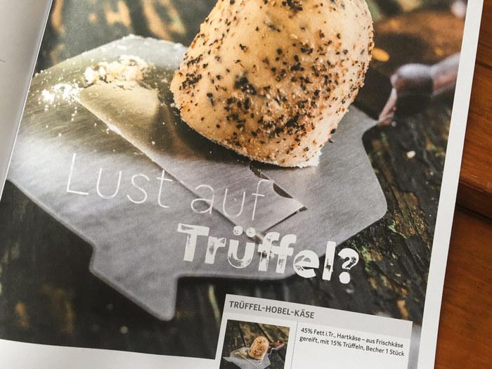Transgourmet's Käse Magazin 17