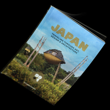 <cite>99+1 Japan. Traveling through Art, Design &amp; Architecture</cite>