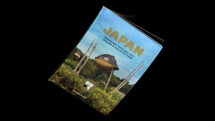 99+1 Japan. Traveling through Art, Design & Architecture 1