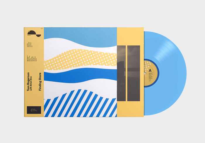 Finding Shore – Tom Rogerson with Brian Eno 1