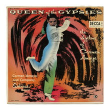 <cite>Queen Of The Gypsies</cite>