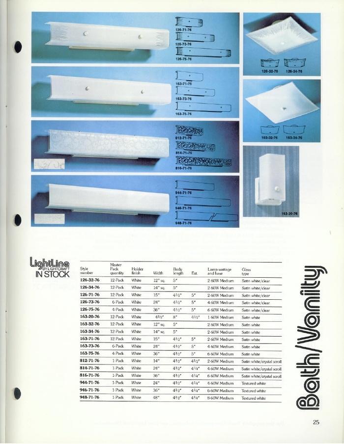 Lightcraft: Lightline Catalog 79 4