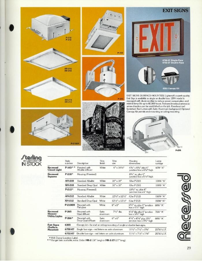 Lightcraft: Lightline Catalog 79 6