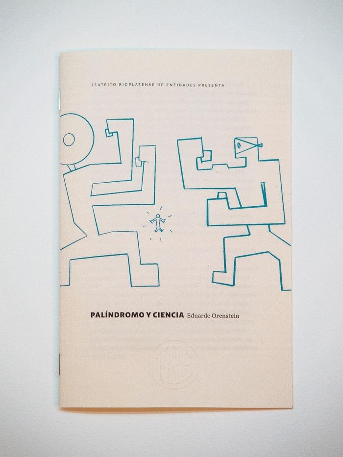Palíndromo y Ciencia – Eduardo Orenstein 1