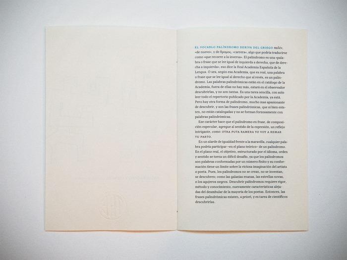 Palíndromo y Ciencia – Eduardo Orenstein 4