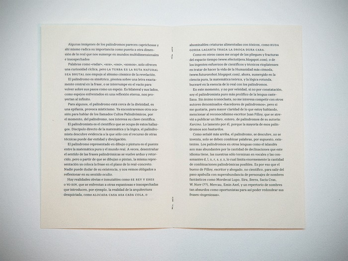 Palíndromo y Ciencia – Eduardo Orenstein 5