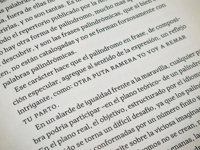 Palíndromo y Ciencia – Eduardo Orenstein 6