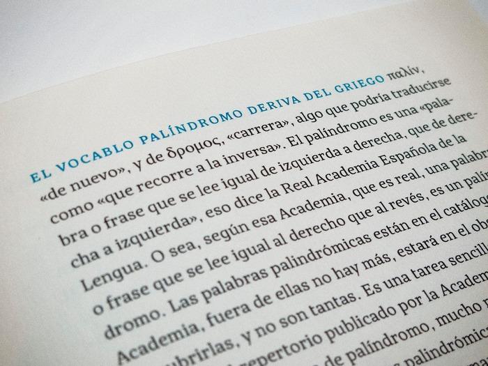 Palíndromo y Ciencia – Eduardo Orenstein 7