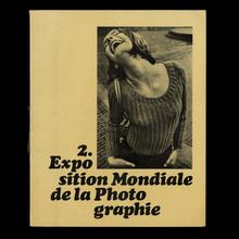 <cite>2. Exposition Mondiale de la Photographie. La Femme</cite>