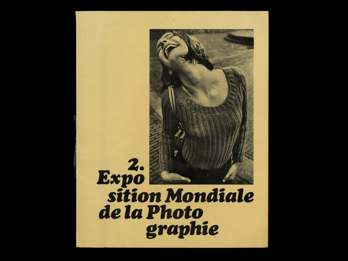 2. Exposition Mondiale de la Photographie. La Femme 1