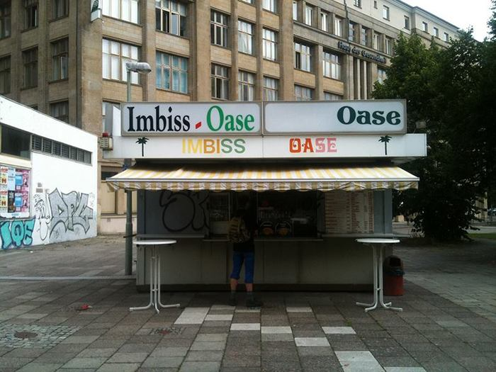 Double feature: Berlinale 2018 / Imbiss-Oase 2