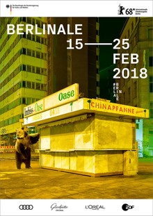 Double feature: Berlinale 2018 / Imbiss-Oase