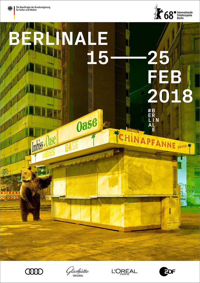 Double feature: Berlinale 2018 / Imbiss-Oase 1