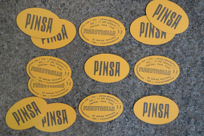 Pinsa Maestrello 5