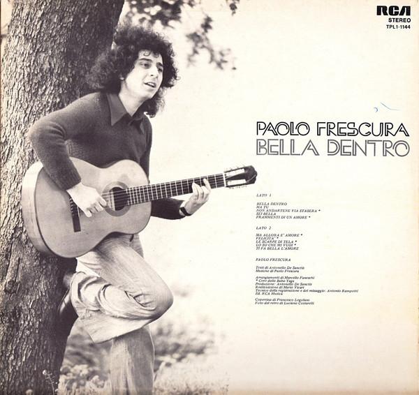Bella Dentro – Paolo Frescura 2