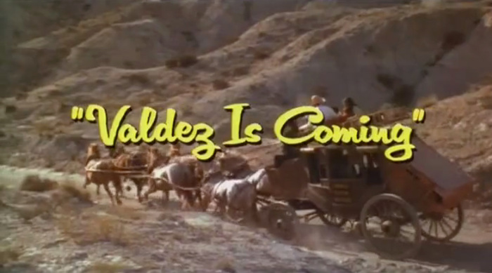 Valdez Is Coming (1971) opening titles 2