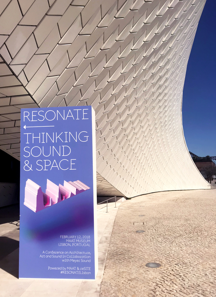 Resonate: Thinking Sound and Space 2