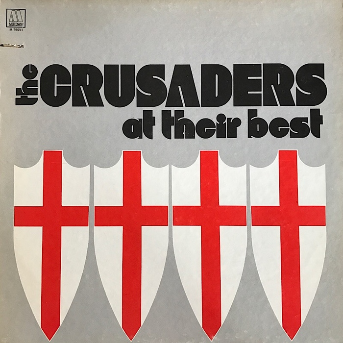The Crusaders – At Their Best album art