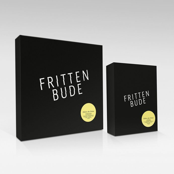 Frittenbude – Küken des Orion 1