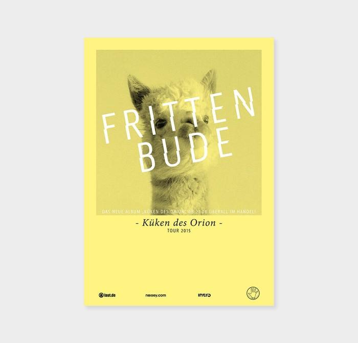 Frittenbude – Küken des Orion 6